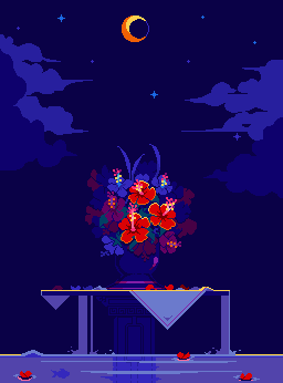 Moonlight Bouquet