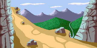 RPG Project Mountain