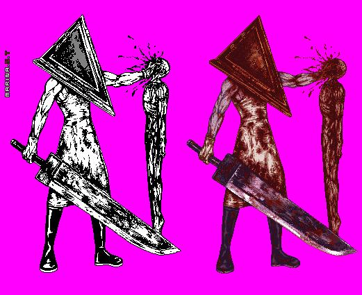 Silent Hill Pyramid Head Pixeljoint Com