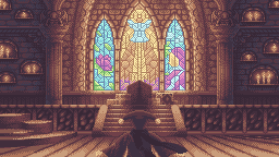 Gifts and Promises [OST- Old Pixel Artwork]