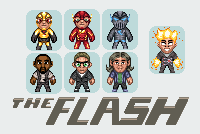 The Flash: Characters