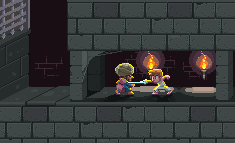 Retro Mockup - Prince of Persia
