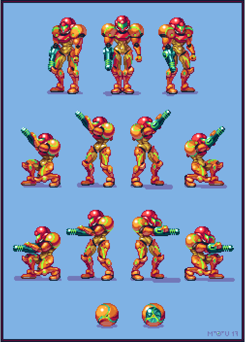 Samus Aran, Bounty Hunter