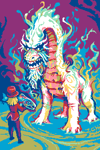 Taming a crayon palette beast (with salmon)