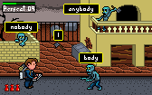 The Typing of The Dead 2D - Mockup