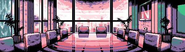 Meeting Room/pixelart
