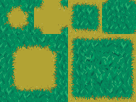 My First Grass Tile