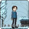 winter level icon/pixelart