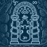 Gate of Moria icon/pixelart