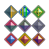 Gems icon/pixelart