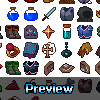 Item Icons icon/pixelart