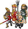 Journey to the West icon/pixelart