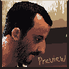 Jean Reno and me icon/pixelart