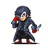 SSBU: Joker icon/pixelart