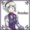 At Your Service icon/pixelart