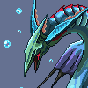 Leviathan from Final Fantasy VIII icon/pixelart