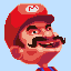 It's me, Mario! icon/pixelart