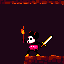 Mickey mock up icon/pixelart