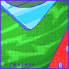 Melon Party icon/pixelart