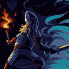 Ready for Valhalla icon/pixelart