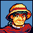 Old Lady icon/pixelart