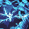 Ori and the Will of the Wisps icon/pixelart