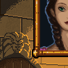 Gothic Castle: The adventure game icon/pixelart