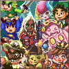 Gaming in 2018 - Batch 1 icon/pixelart