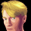 Pixel Self Portrait icon/pixelart