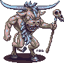 Ulric The Cow Demon