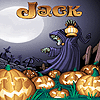Jack of the lantern icon/pixelart