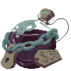 Affliction of Chastise icon/pixelart