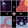 Synapticon icon/pixelart