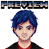 Illustration for @sebascontre icon/pixelart