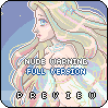 moon princess icon/pixelart