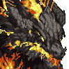 dragon icon/pixelart