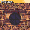 Sanctuary of Rotten. The Edge of Broken Sky. icon/pixelart
