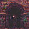 High Hopes Cemetery icon/pixelart