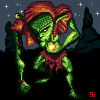 The Mystical Shamans walk through the ages. icon/pixelart