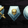Shield Gallery icon/pixelart