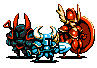 Shovel Knight Redo icon/pixelart