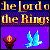 Lord of the Rings icon/pixelart