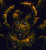 spider icon/pixelart