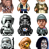 Star Wars characters icon/pixelart