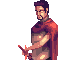 Swordsman icon/pixelart