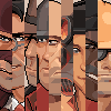 TF2 Portraits icon/pixelart