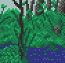 Grove icon/pixelart