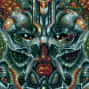 The Time Master icon/pixelart