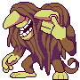 Troll Duo icon/pixelart