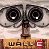 Wall-e icon/pixelart